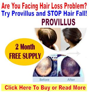 Provillus Hair Fall Treatment