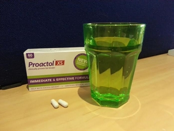 proactol xs dosage